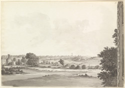 View toward Dundry Tower f.22